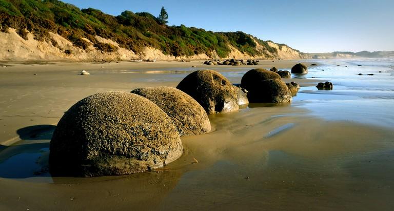 Moeraki Boulders, Otago