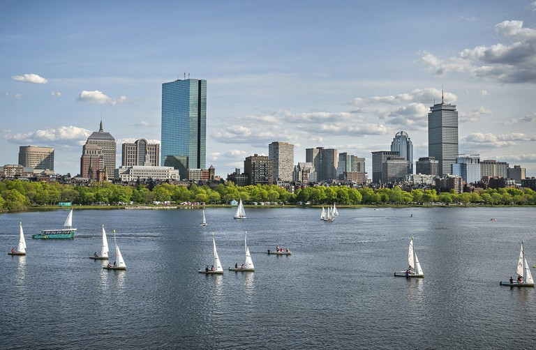 Boston Sky Line – Kyle Klein Photography