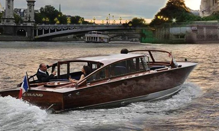 30' Cuddy Cabin on the Seine │© Phillippe, Courtesy of GetMyBoat