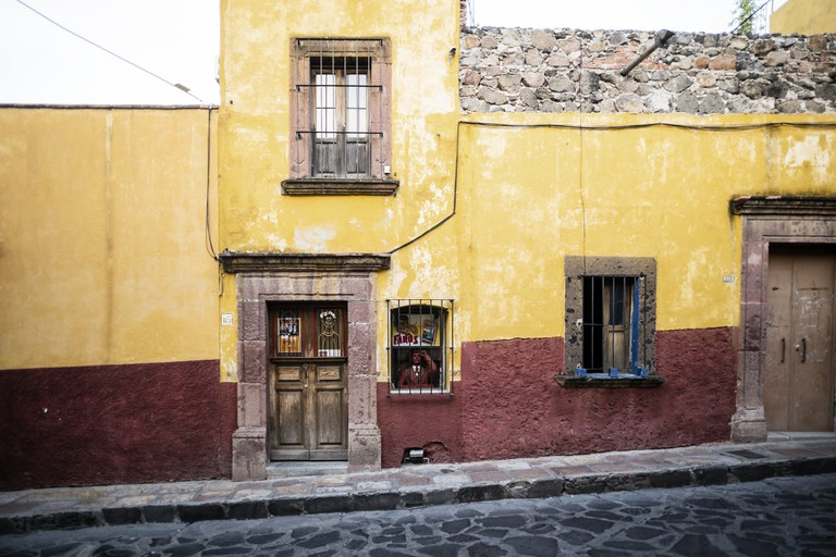 Cobbled, colourful streets make up much of San Miguel's appeal