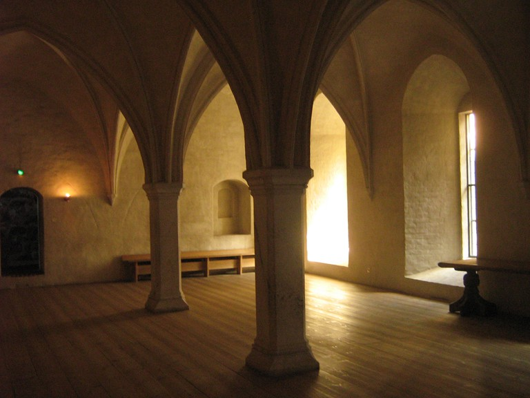 Interior of Turku Castle / Bjørn Giesenbauer / Flickr