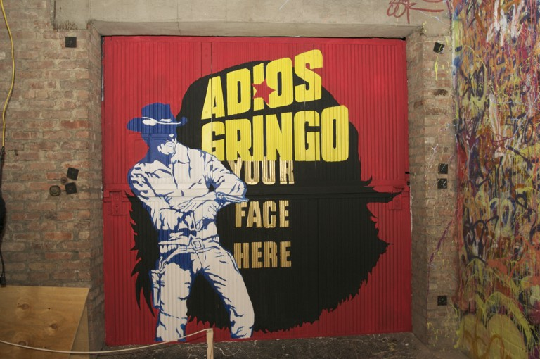 Don't get upset, when a Colombian calls you gringo they don't mean any offence