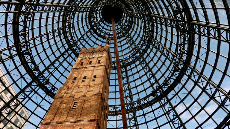 Coop's Shot Tower. Melbourne Aust