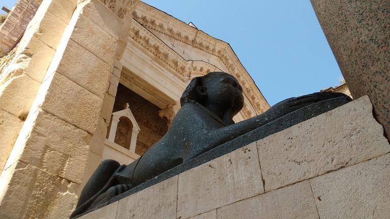 Sphinx, Split | © Jorge Brazil/Flickr