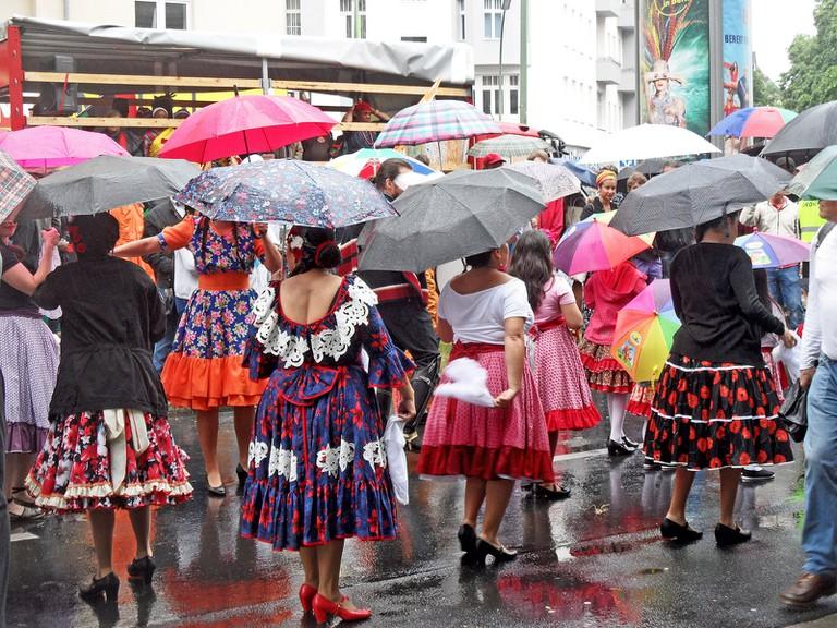 Celebrating Berlin's culture at the Karneval der Kulturen
