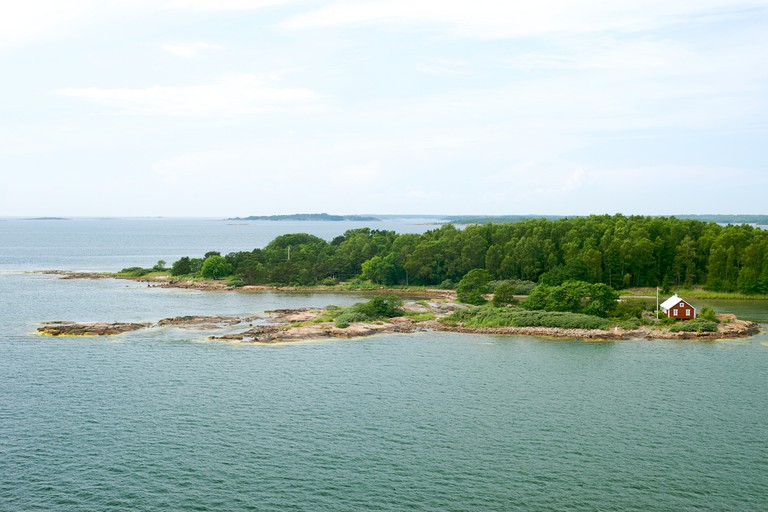 An island on the archipelago / Rob Sinclair / Flickr