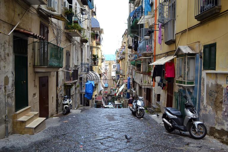 Naples: the vibrant, often dark, backdrop to Elena Ferrante's 'My Brilliant Friend'