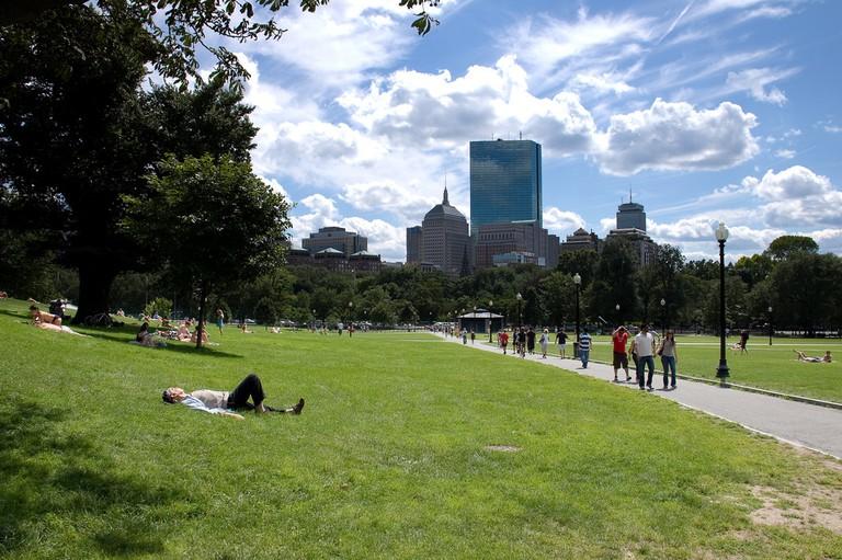 Boston Commons   © Alonso Javier Torres/Flickr