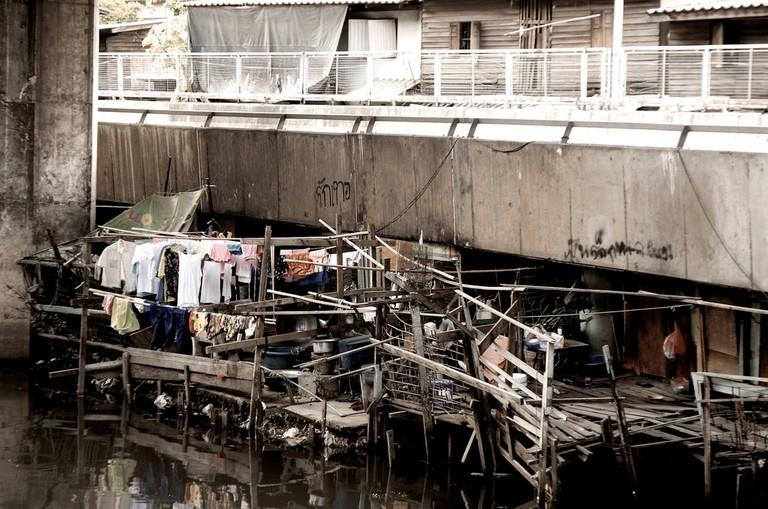 Slum Khlong Toey