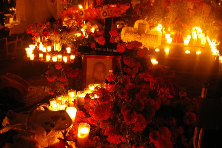 Día de Muertos / Thomassin Mickaël / Flickr