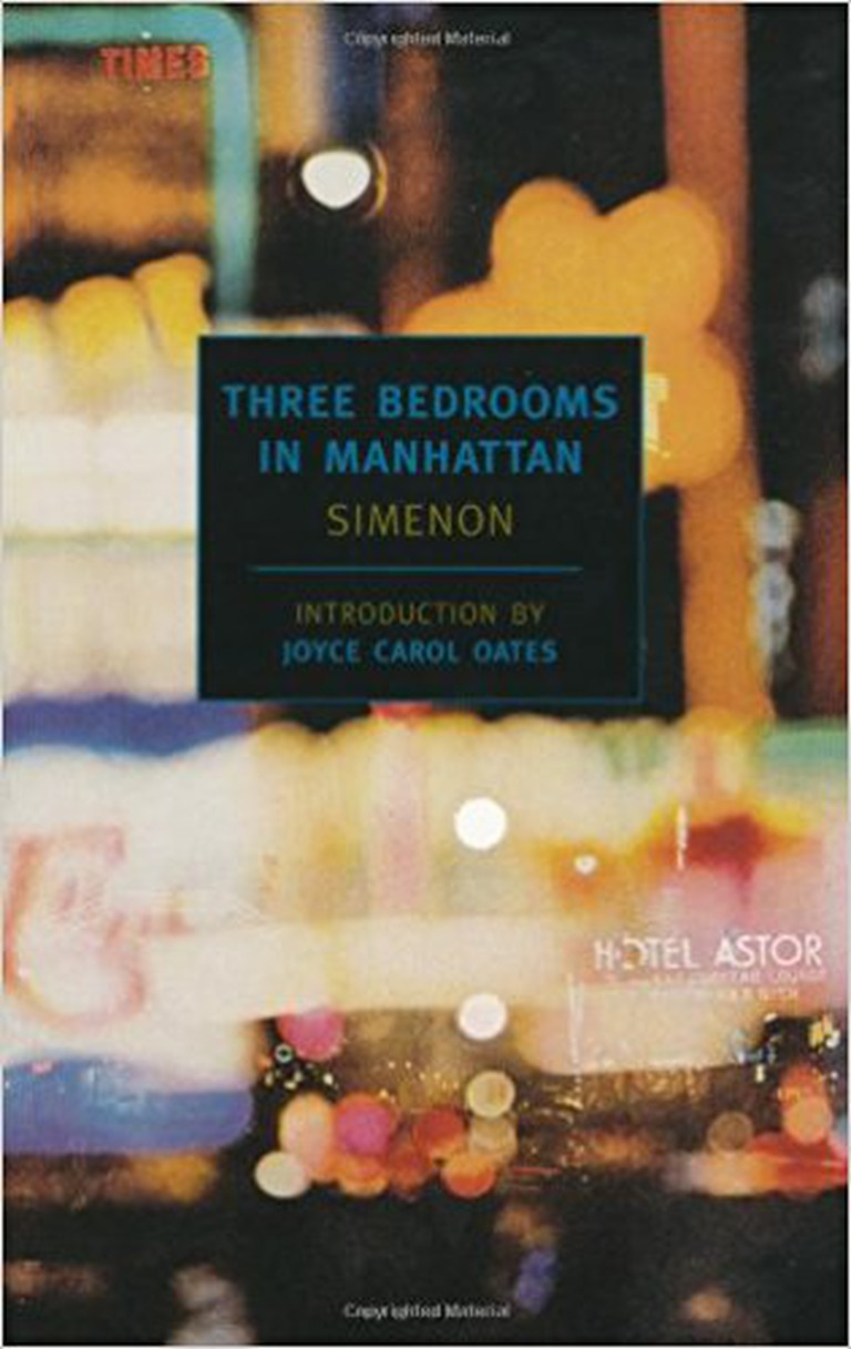 Three Bedrooms in Manhattan | NYRB Classics