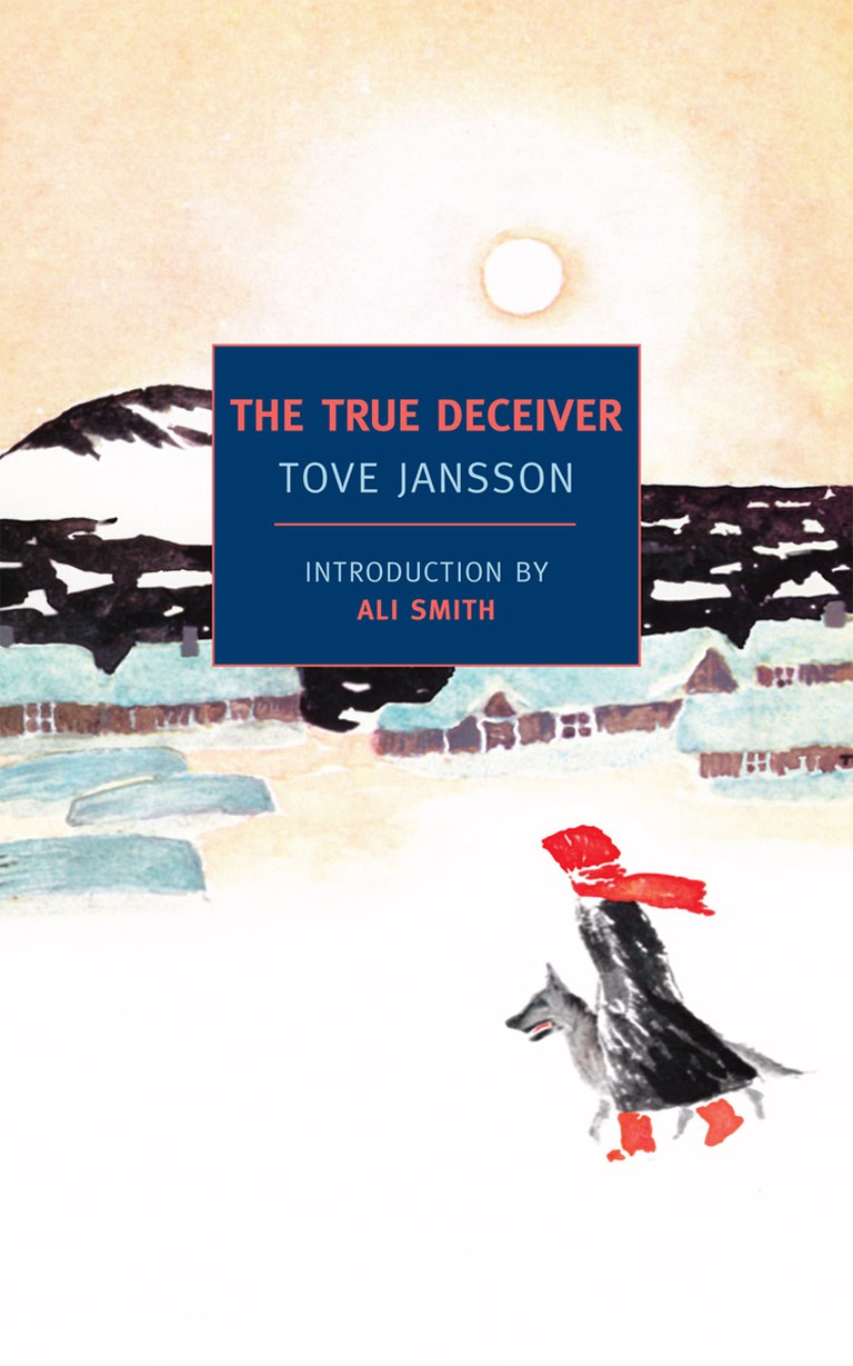 Book cover for The True Deciever /