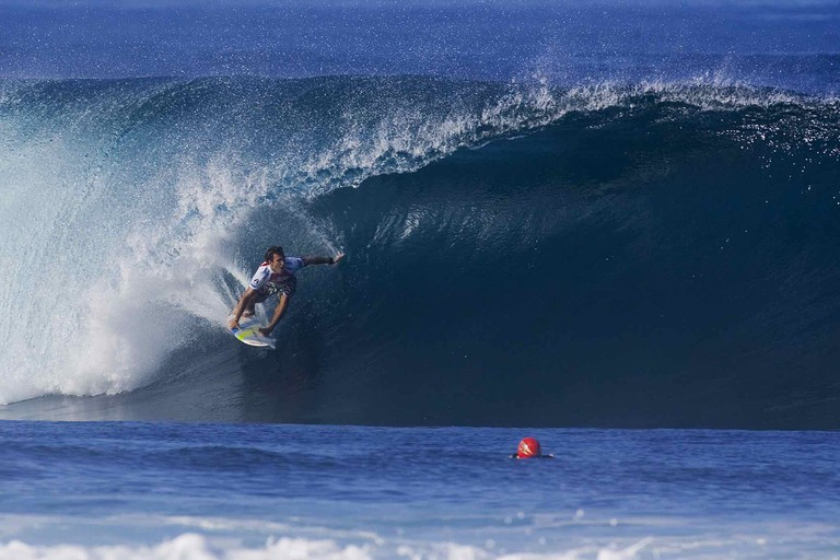 Pipeline Surf contest