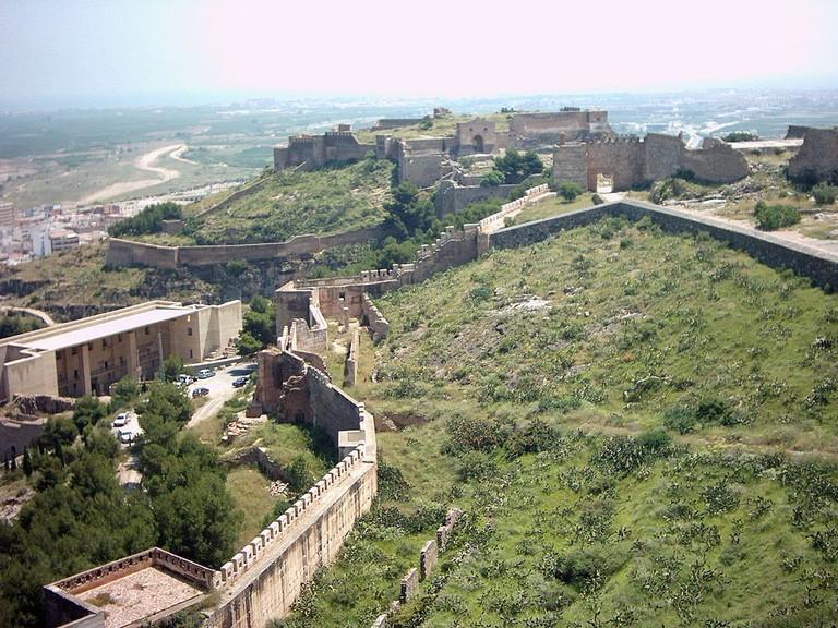 Sagunto Castle, Spain