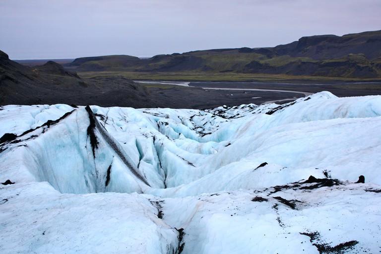 Iceland - Eyjafjallajökull Glacier - 51 | © Kyle Taylor/Flickr