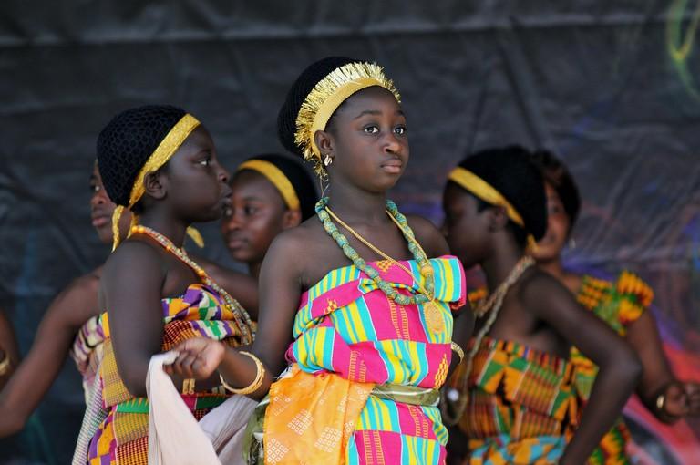 Ghana Dance