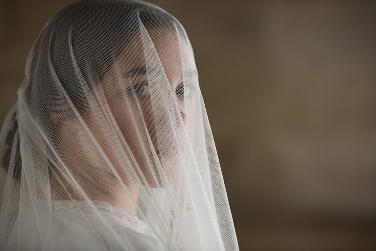 Ready for sacrifice: Florence Pugh in 'Lady Macbeth' | © Roadside Attractions