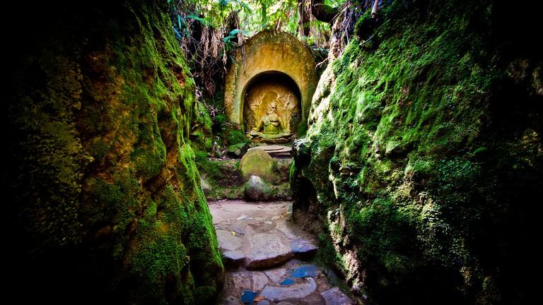 william ricketts sanctuary, mount Dandenong