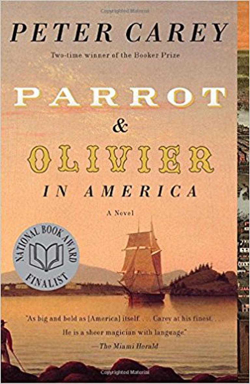 Parrot & Olivier in America | © Vintage