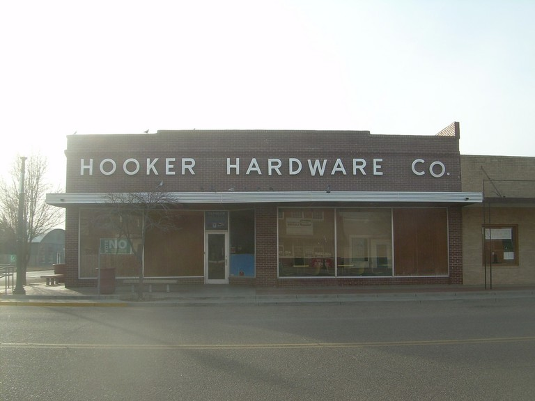 Hooker Hardware I