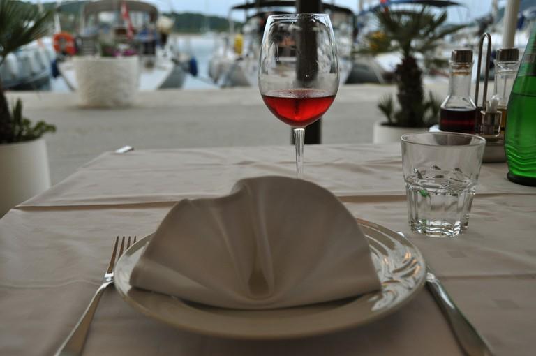 Wine in Croatia | © cyclonebill/Flickr