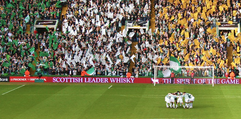 Glasgow's Celtic FC | © Brian Hargadon/Flickr