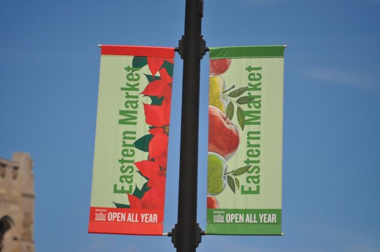 Eastern Market, Detroit | © Michigan Municipal League/Flickr
