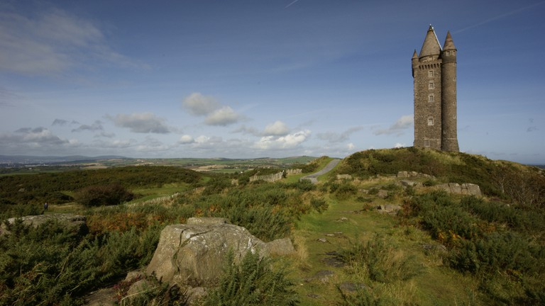 Scrabo Tower | © Leo McCourt / Flickr