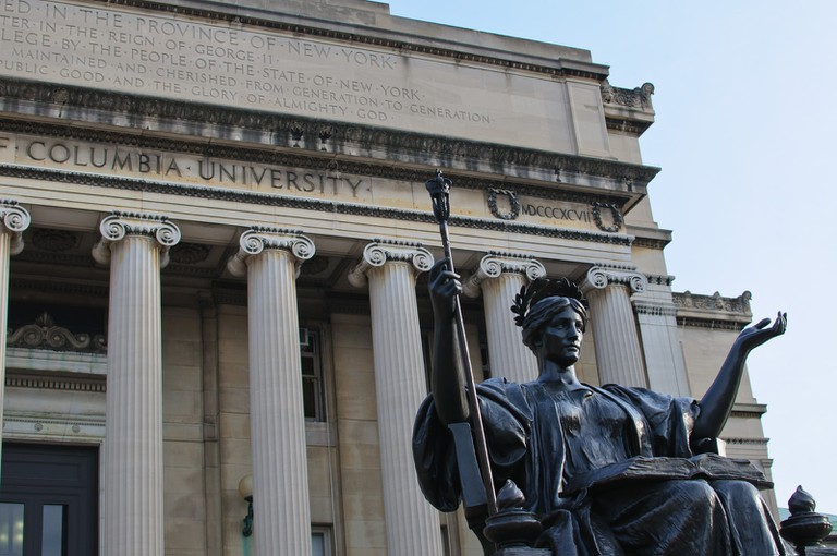 Columbia University | © insapphowetrust/Flickr