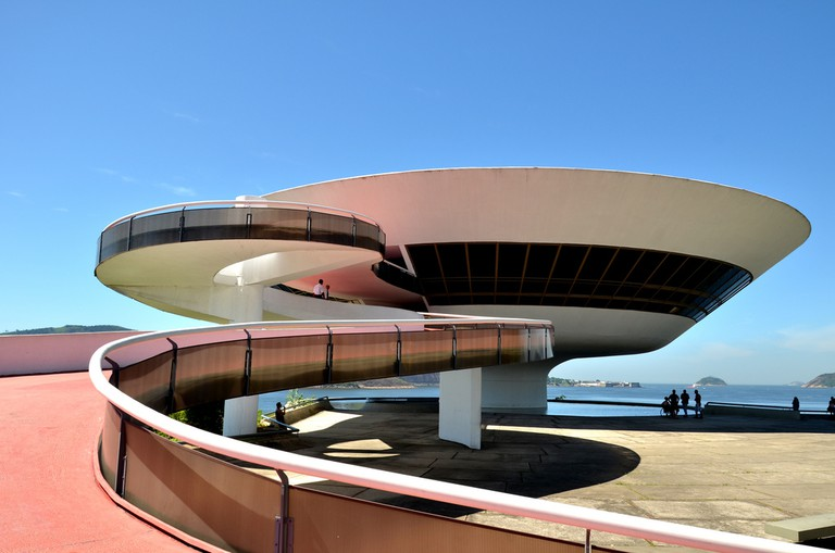 Niteroi Contemporary Art Museum |©Rodrigo Soldon/Flickr