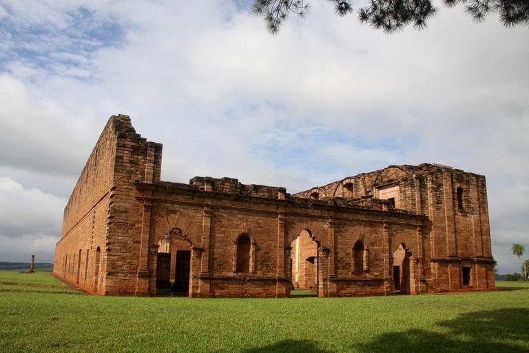 Jesuit Mission of Jesus de Tavarangue