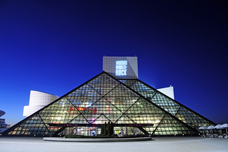 Rock & Roll Hall of Fame, Cleveland | © Tony Fischer/Flickr