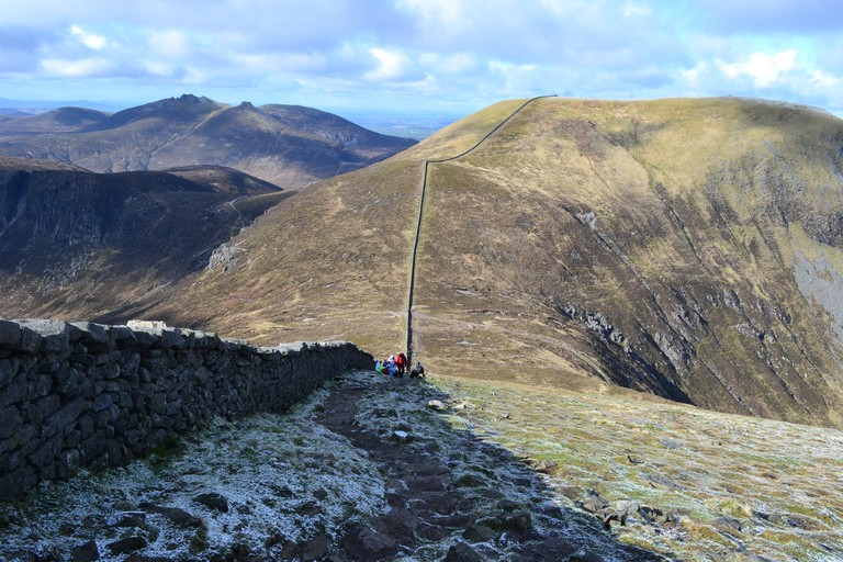 Mourne Wall