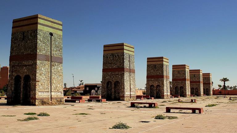 Seven Saints of Marrakech