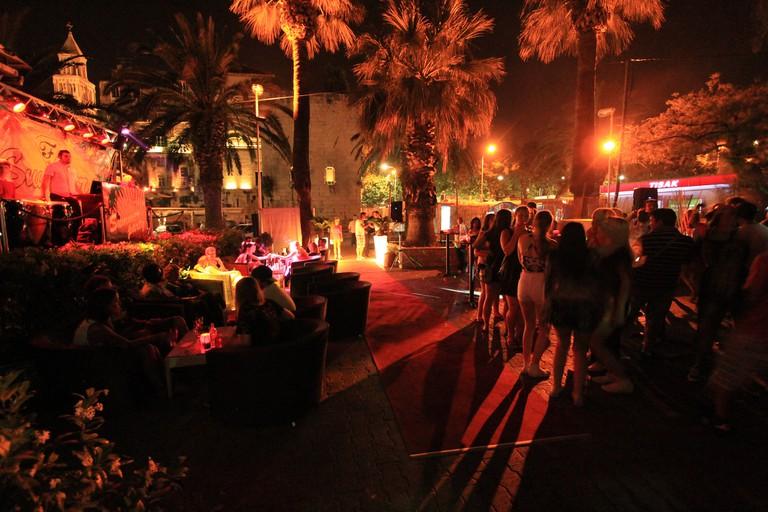Nightlife in Split | © Patty Ho/Flickr