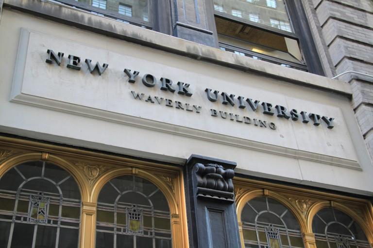 NYU | © Benjamin Kraft/Flickr