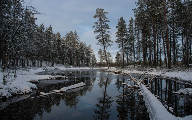 Hossa in winter / Juho Holmi / Flickr