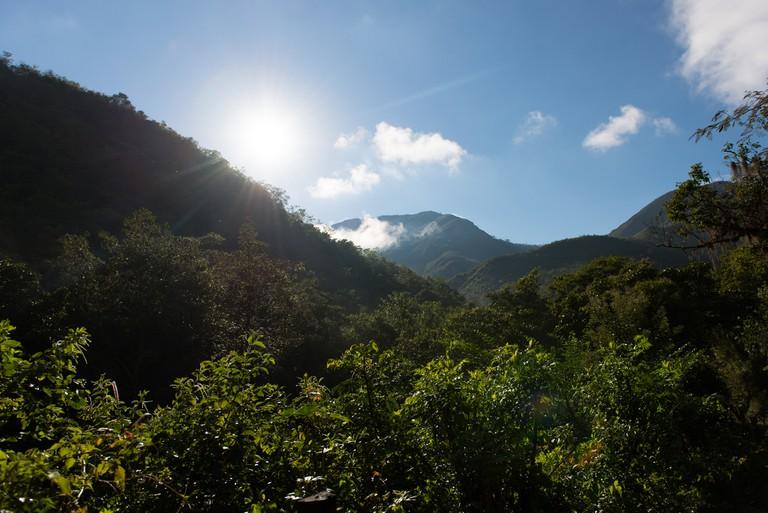 Bella Vista Mountains