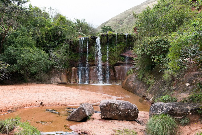 Las Cuevas, Samaipata