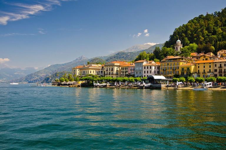 Overlooking Lake Como, Bellagio packs plenty of rustic charm   © Gian Luca Ponti/Flickr