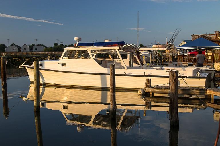 Chesapeake waterfront