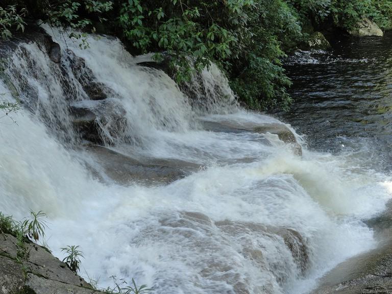Waterfalls near Paraty I