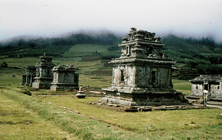 Temples of the Dieng Plateau
