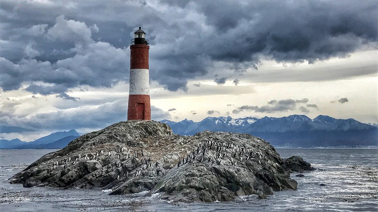 Sail the Beagle Channel and see the lighthouse at the end of the world