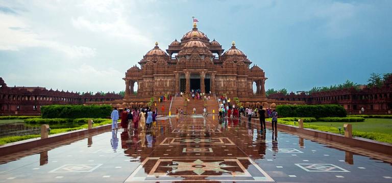 Swaminarayan Akshardham, New Delhi│