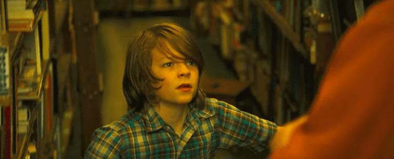 Oakes Fegley as Ben in Wonderstruck