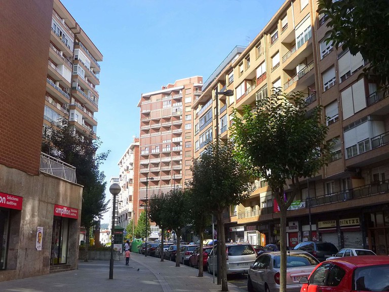 Barrio de Santutxu, Bilbao | ©Zarateman / Wikimedia Commons