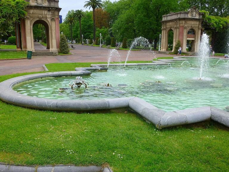 Parque de Doña Casilda Iturrízar