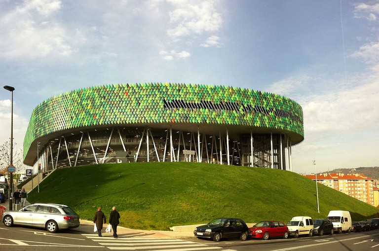 Bilbao Arena | ©rpacho / Panoramio