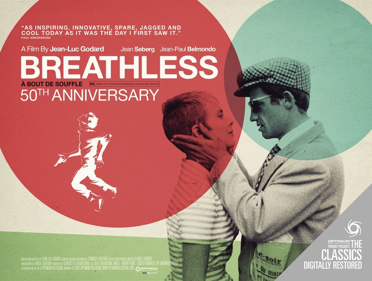 Breathless, 1960